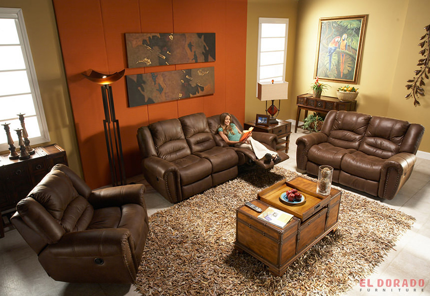 Madison Microfiber Sofa El Dorado Furniture