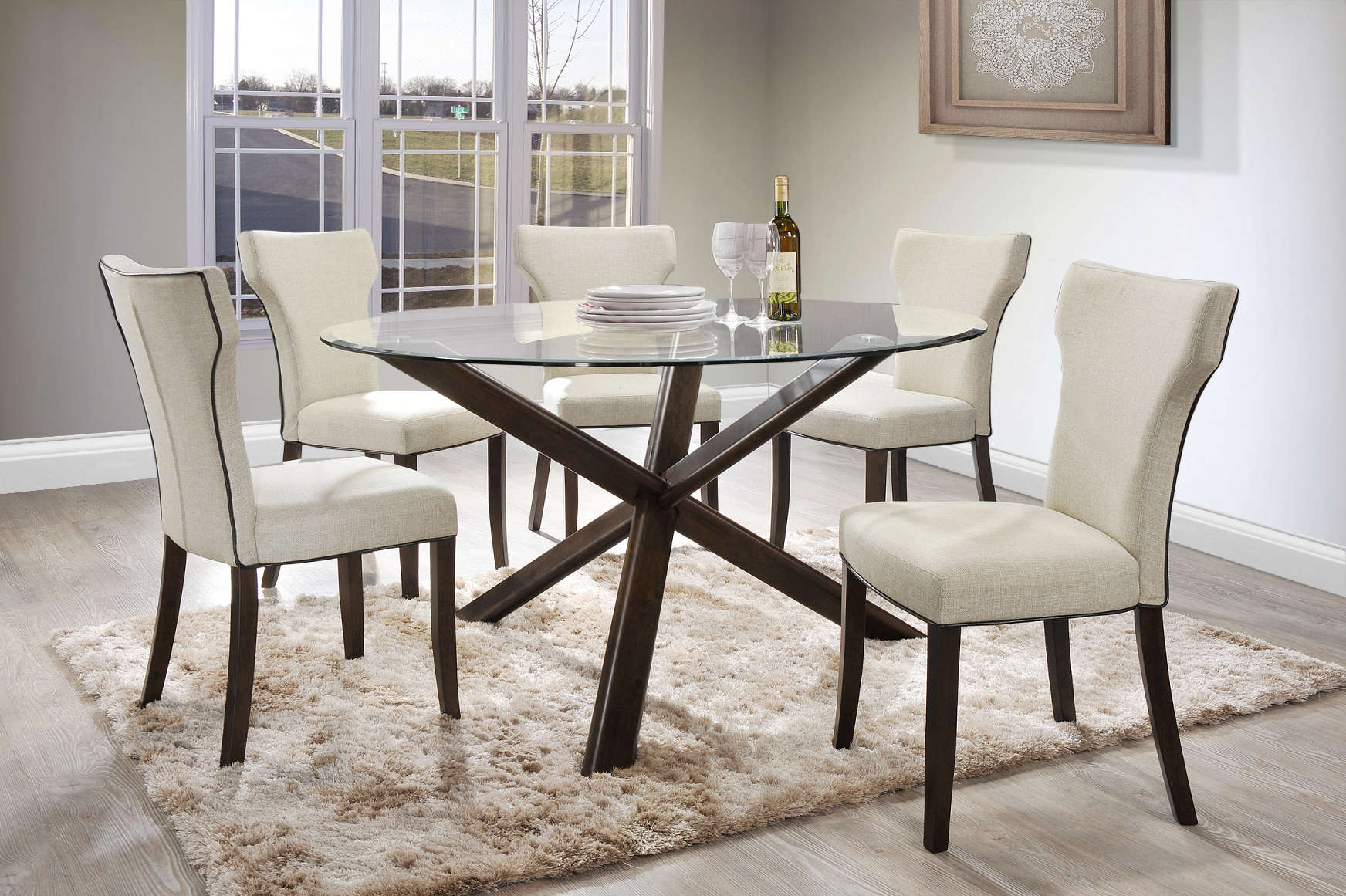 Tami Extendable Dining Table Davit Round Dining Table Part 55