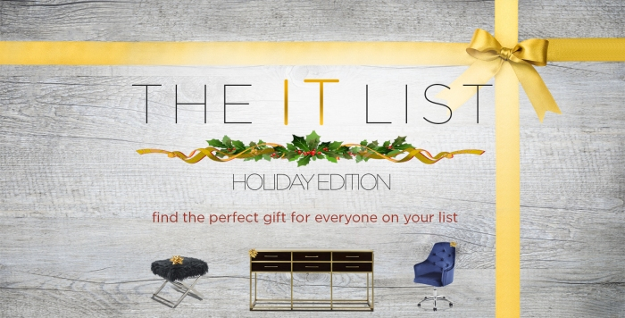 The December IT List: Holiday Edition
