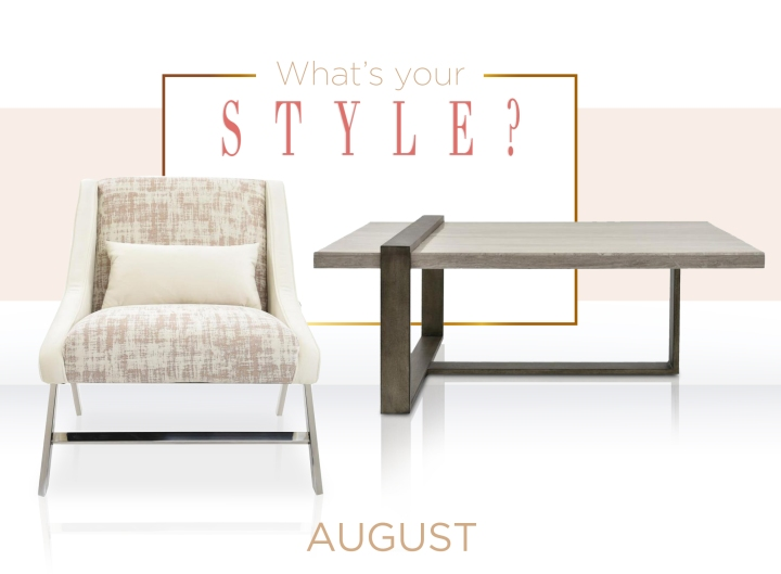 August Edition: What's Your Style?
