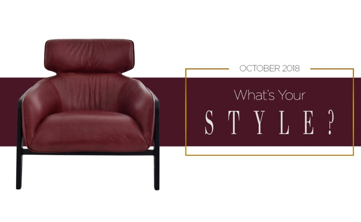 What's Your Style: October