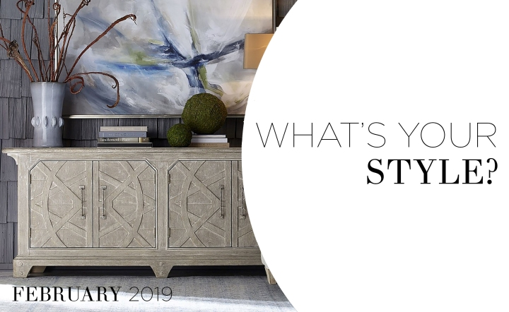 What's Your Style:February
