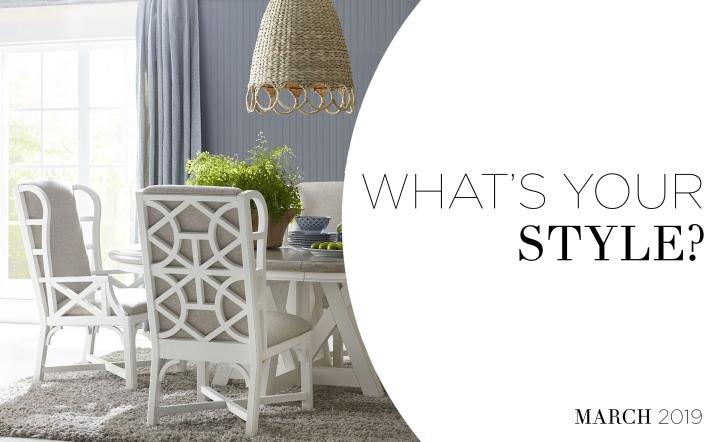 WYS: March New FurnitureArrivals