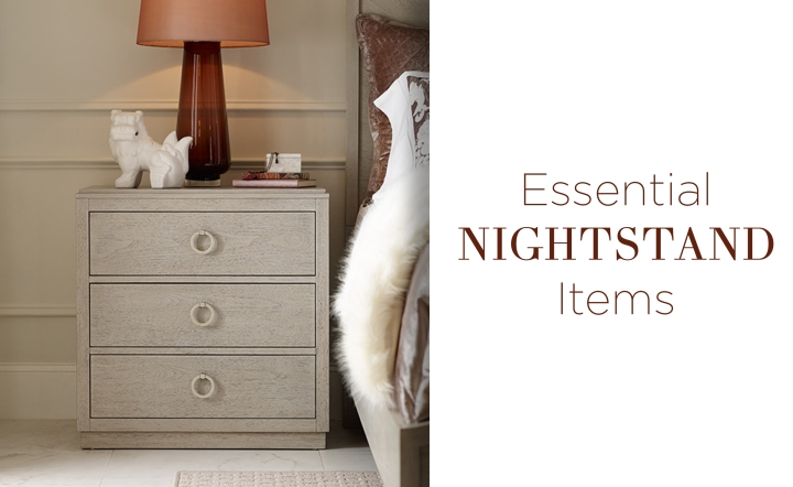 Essential Items You Need For YourNightstand
